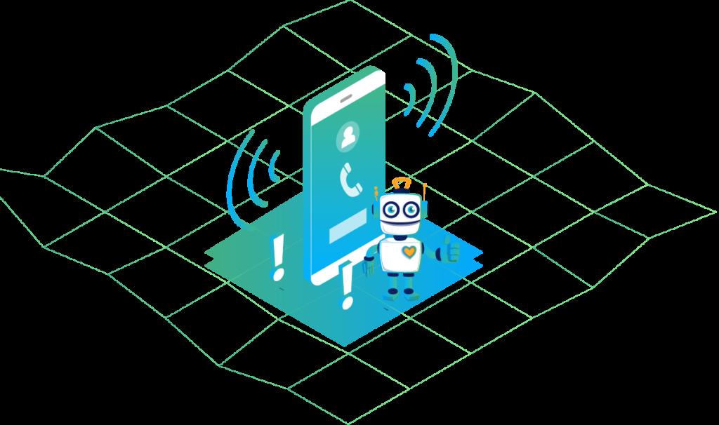 Sima cégünk robotja